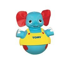 Tomy Toys Tap N Toddle Elephant