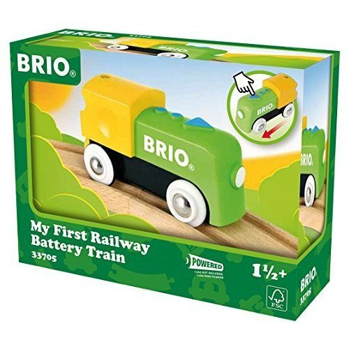 BRIO My First Railway Battery Train