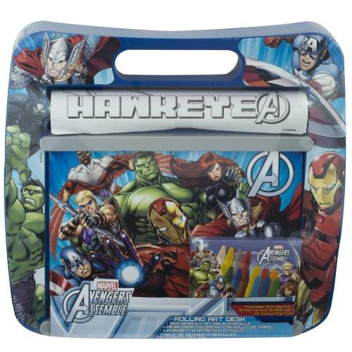 Avengers Art Desk