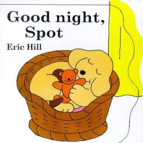Goodnight Spot! (Little Spot Board Books)