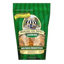 Bakery On main  Apple Raisin & Walnut Granola 340g