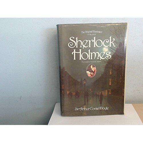 Original Illustrated 'Strand' Sherlock Holmes