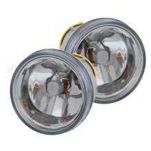 Citroen Dispatch 2007-> Front Fog Light Lamps 1 Pair O/s & N/s
