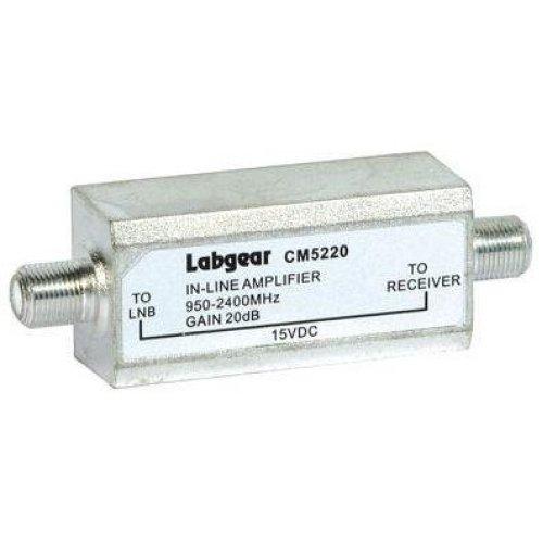 Labgear CM5220 In-Line Satellite Amplifier
