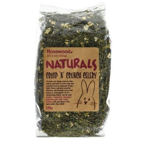 Rosewood Boredom Breaker Natural Treat Crisp-n-Crunch Celery, 175g