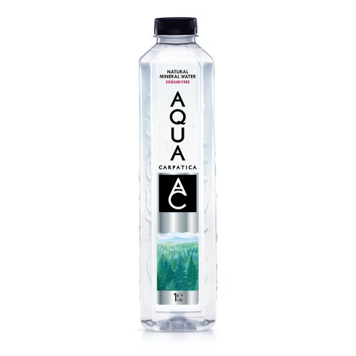 Aqua Carpatica Sodium Free Natural Mineral Water 1 Litre (12 Bottles)