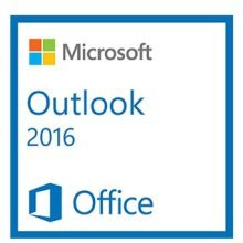 Microsoft Outlook 2016, SNGL, OLP NL