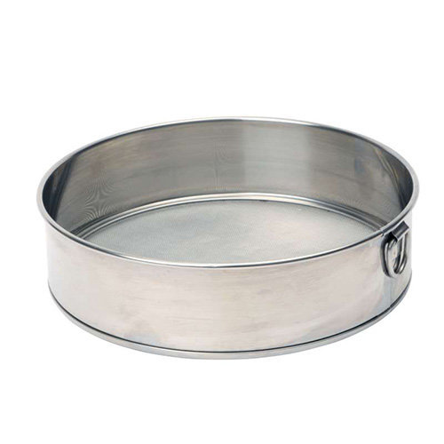 "Dexam 20cm / 7.5"" Stainless Steel Mesh Sifter Sieve"