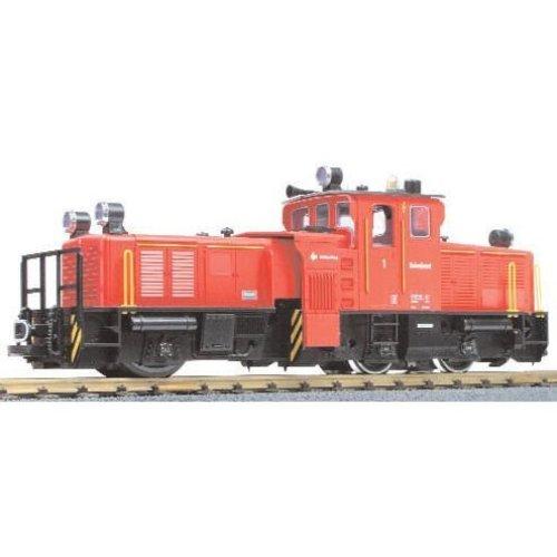Track Cleaning Locomotive - LGB L21670