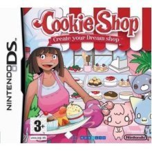Cookie Shop Nintendo DS Game