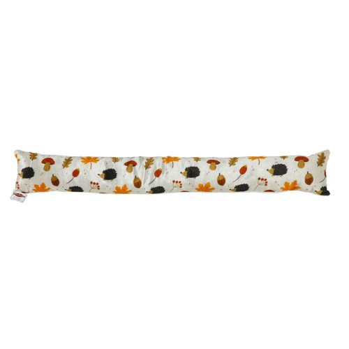 Hearth and Home  Fabric Draught Excluder - Hedgehog Design