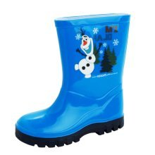 Boys FROZEN OLAF Blue Wellies