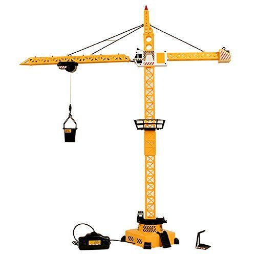 Construction Machines Remote Control Tower Crane Toy