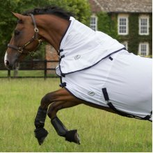 JHL Fly Rug Neck Cover