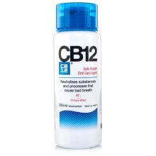 CB12 Mint-Menthol Mouthwash 250ml
