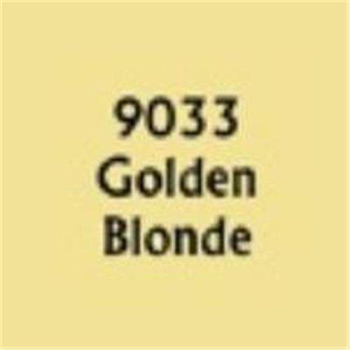 Reaper Miniatures REM09033 0.5 oz Master Series Paint Dropper Bottle, Golden Blond