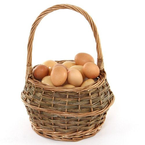 Willow Egg Baskets