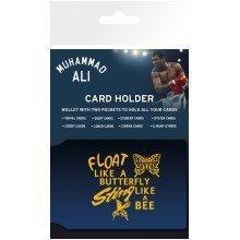 Muhammad Ali Float Travel Pass Card Holder