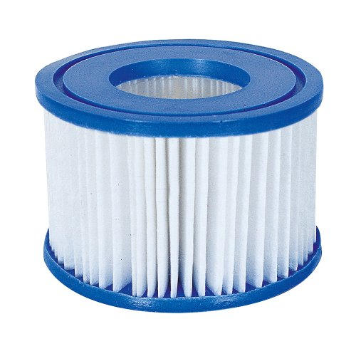 36 Pack Bestway 58323 Lay-Z-Spa Filter Cartridge, Size VI 10.6cm x 8cm