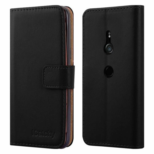 For Xperia XZ3 Leather Wallet Flip Case Cover