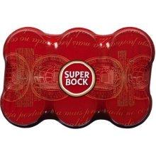 Beer Super Bock Can
