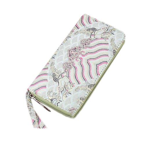 Elegant Ladies Wallets Handbags Women Purses Gift, Random Patterns