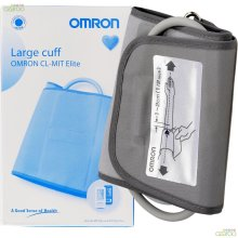 Omron Blood Pressure Monitor Adult Large Cuff 32-42cm for MIT Elite / Elite Plus