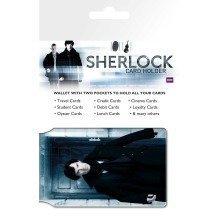 Sherlock Travel Pass Card Holder