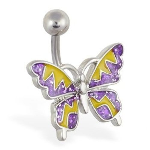 Butterfly Belly Bar