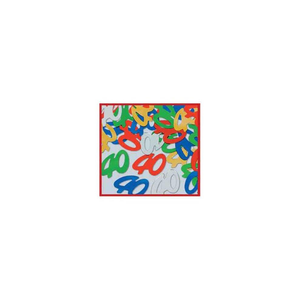 Beistle 20635-BS Fanci-Fetti Snowflakes