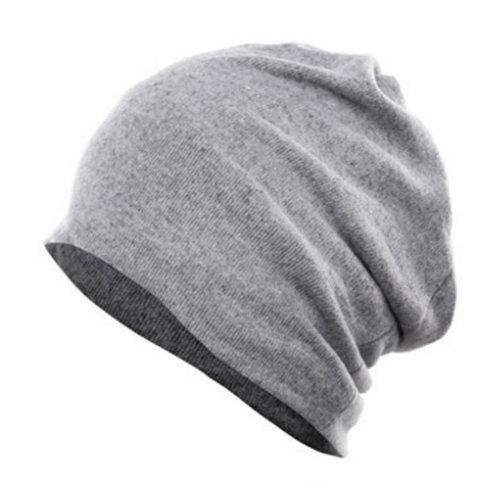 Fall / Winter Comfortable Beanie Hat Warm Beanies Cap, Grey