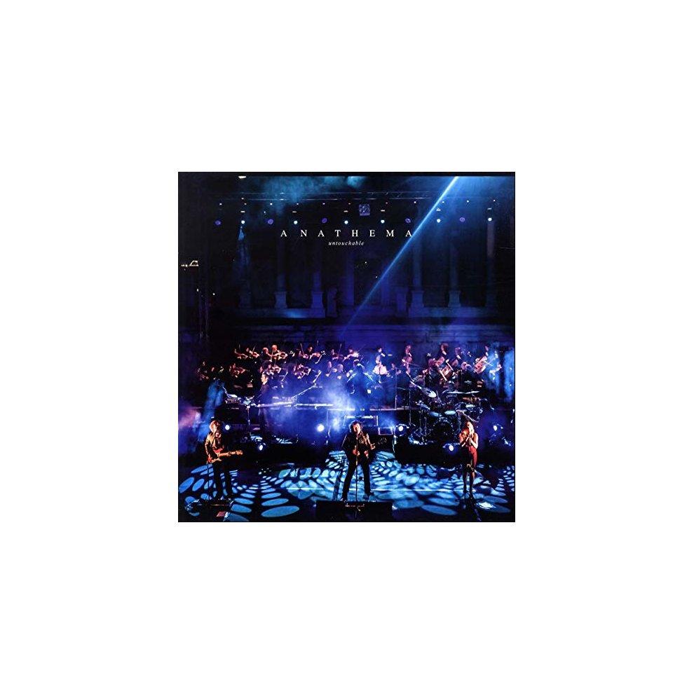 ANATHEMA  UNTOUCHABLE CD