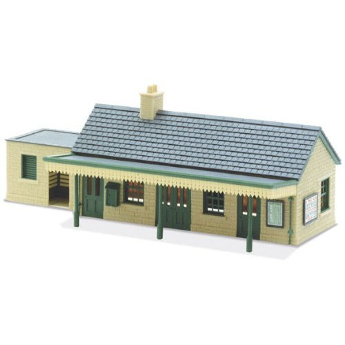 Stone Country Station Kit - OO/HO building kit - Peco LK-13 - free post