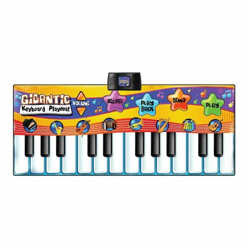Huge Musical Piano Keyboard Play Mat  Party Dance Games Kids Music Toy