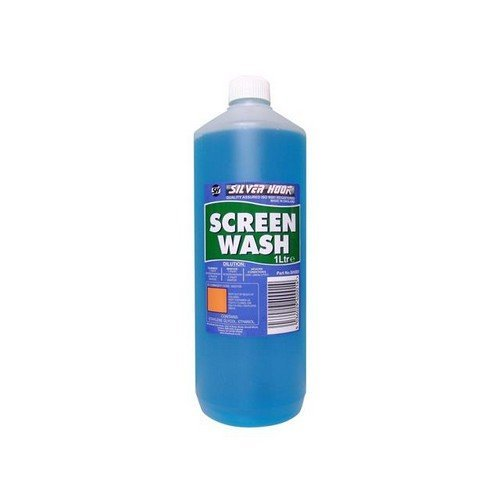 Silverhook SHXB1 Concentrated All Seasons Screen Wash 1L