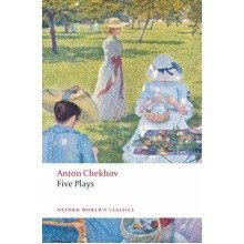 """Five Plays: """"ivanov"""", the """"seagull"""", """"uncle Vanya"""", """"three Sisters"""", and the """"cherry Orchard"""""""