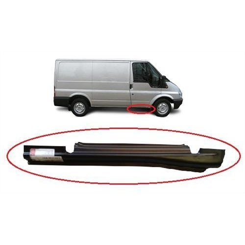 Ford Transit Van 2000-2006 Sill Front Door Type Driver Side R