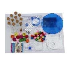 Creative Home Decoration DIY Kit Smile Shape Children's Handicrafts