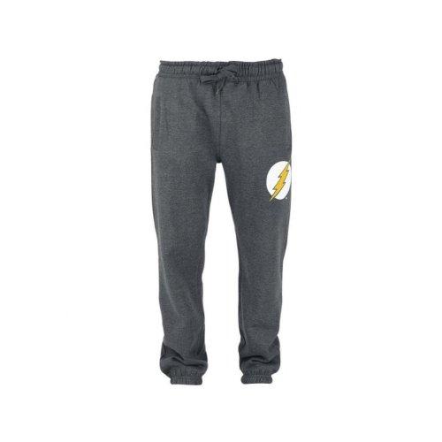The Flash - Logo Men Jogging Pants - Grey