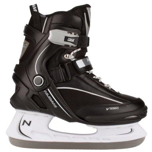 Nijdam Ice Hockey Skates Size 41 3350-ZWW-41