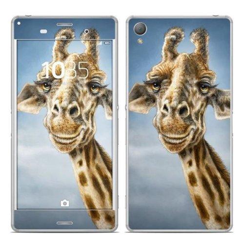 DecalGirl SXZ3-GIRAFFETOTEM Sony Xperia Z3 Skin - Giraffe Totem