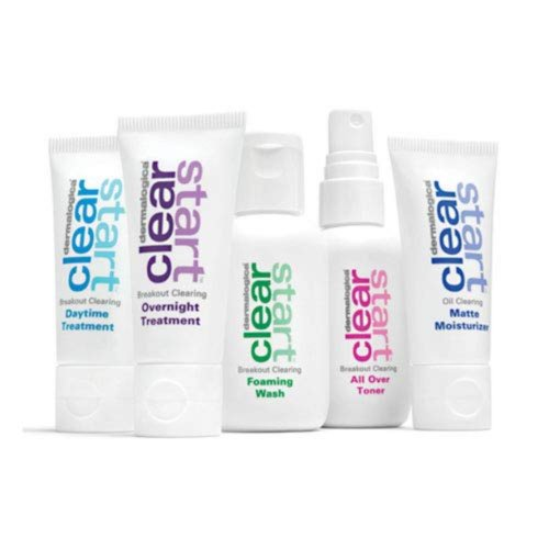 Dermalogica Clear Start Breakout Clearing Kit - 5 pieces