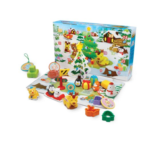 VTech Baby Toot-Toot Animals Drivers Advent Calendar