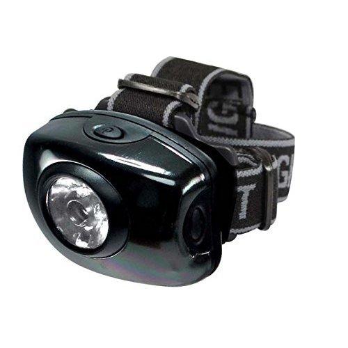 SE FL8202WS 1 Watt LED Headlamp with Adjustable Head Strap