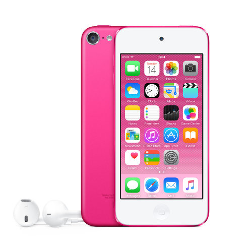 Apple iPod touch 128GB MP4 player 128GB Pink