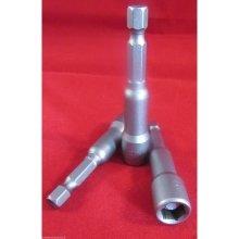 "8mm (5/16"") PROFESSIONAL MAGNETIC TEK SOCKET DRIVER BIT - ROOFING SCREW"