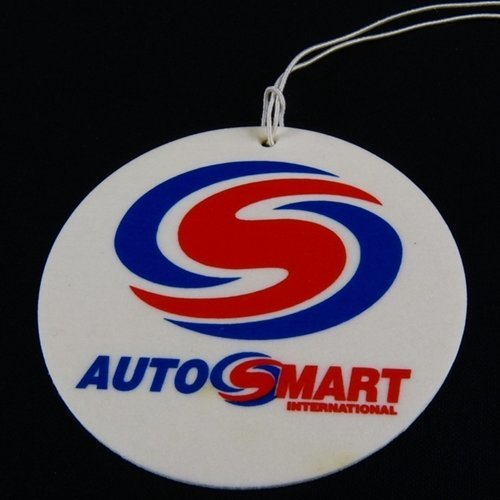 Autosmart - Cranberry Fragrance Air Freshener - for Car or House - Pack of 6