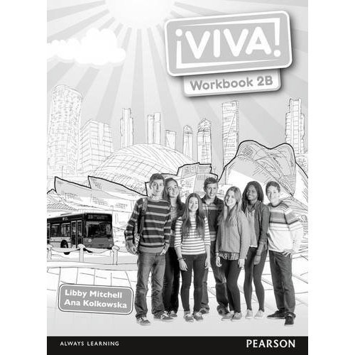 Viva! 2 Workbook B(pack of 8)