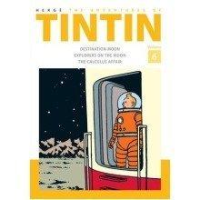 The Adventures of Tintin: Volume 6