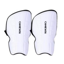 [P] 1 Pair Youth Child Soccer Shin Pads Kids Football Shin Guards
